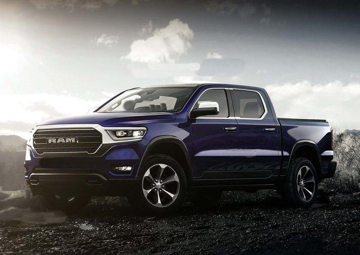 Stellantis yeni Ram Dakota kamyonet planlarını iptal etti