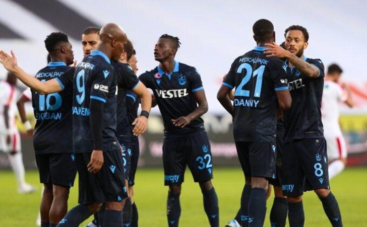 Trabzonspor 16 yıl sonra bir ilki gerçekleştirdi