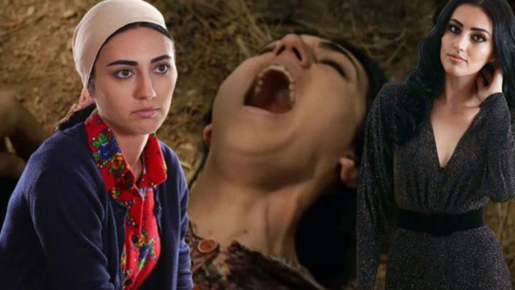 Bir Zamanlar Çukurova dizisinin Gülten'i Selin Genç'ten tecavüz sahnesi itirafı