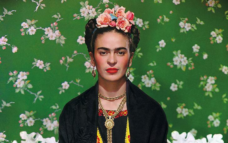 Meksika'nın Michelangelo'su Frida Kahlo'nun kendine özgü stili! Modaya yön veren isim olarak tarihe geçti