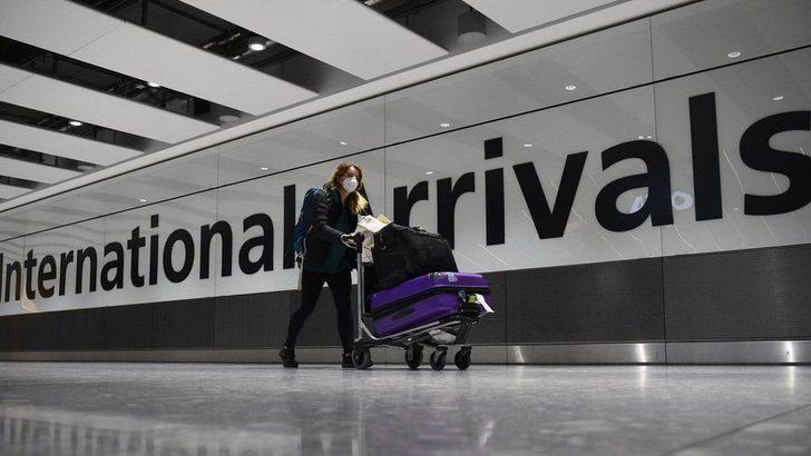 Covid: Dijital Seyahat Kartı uygulaması 'birkaç hafta içinde' indirilebilecek
