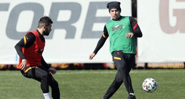Feghouli takımla birlikte çalışmalara başladı