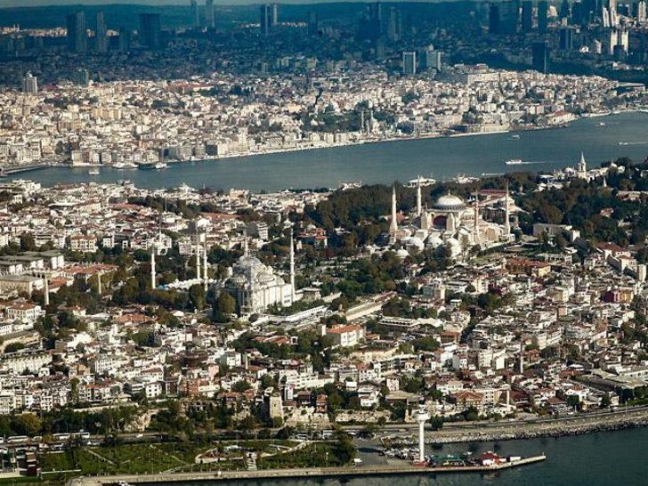 İstanbul'da en eski binalar Fatih'te (İşte ilçe ilçe eski bina sayısı)