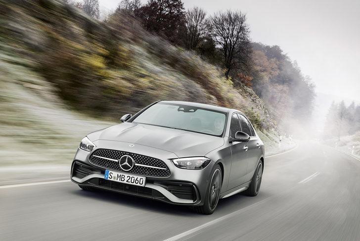 Yeni Mercedes-Benz C Serisi tanıtıldı!