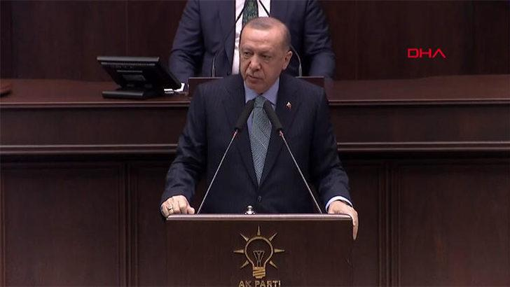 Cumhurbaşkanı Erdoğan'dan CHP'ye sert eleştiri: 'Süzme faşist bir parti'
