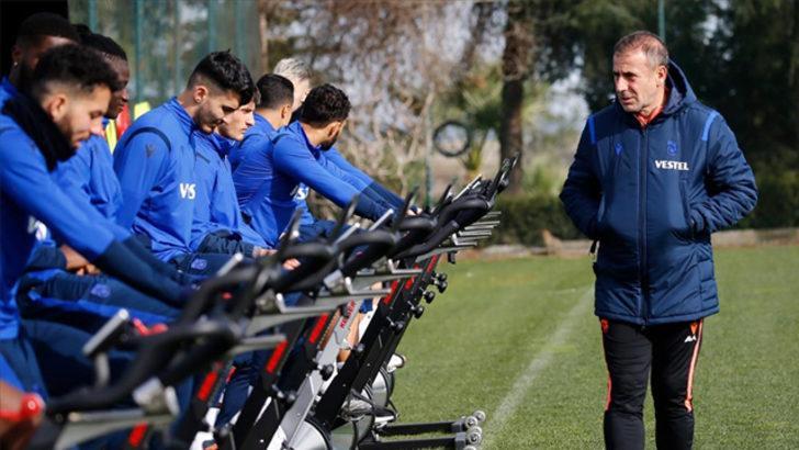 Trabzonspor'da Abdullah Avcı'ya övgü