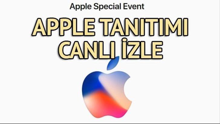 iPhone 8 tanıtımı bu akşam saat kaçta? Apple tanıtım etkinliği nasıl izlenir?
