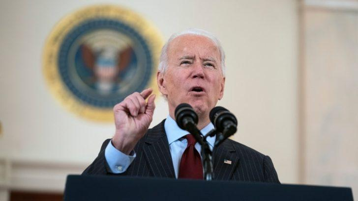 Biden'dan Maske Zorunluluğunu Kaldıran Valilere Eleştiri