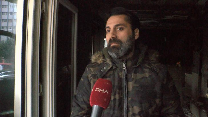 Evi yanan Çılgın Sedat'ın son durumu! Engelli oğlu ve ailesiyle oraya sığındı