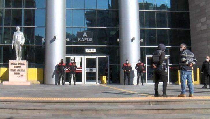 Zimmetine 5 milyon lira geçiren icra müdür yardımcısı gözaltına alındı