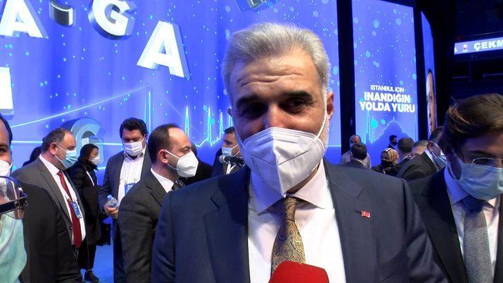 Osman Nuri Kabaktepe: 2023'e kimse şimdiden heveslenmesin, gerek yok, seçim bizim İstanbul da bizim