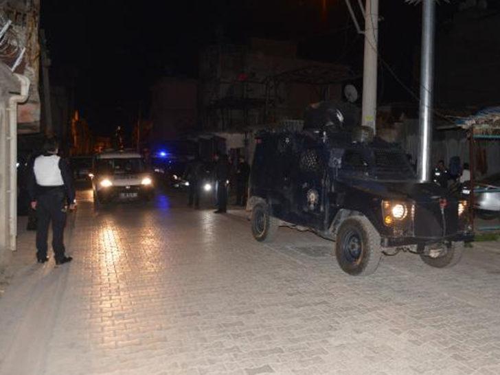 Mahalle bekçilerine silahlı saldırı! Bölge ablukaya alındı