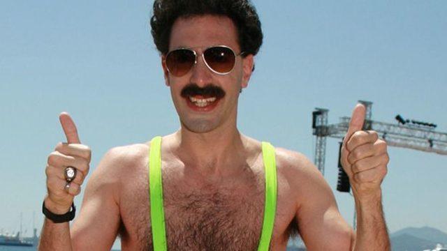 Borat 3 geliyor mu? Net konuştu