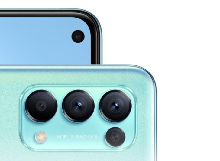 Oppo Reno5 K tanıtıldı! Kalbinde Snapdragon 750 var