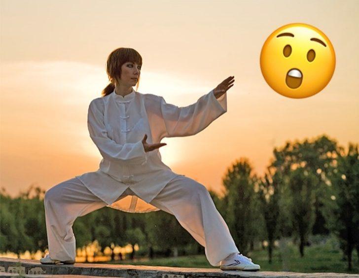 Kung fu eğitimi