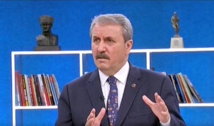 Mustafa Destici'den canlı yayında flaş Doğu Türkistan tepkisi: Gerekirse Çin'e savaş açarız