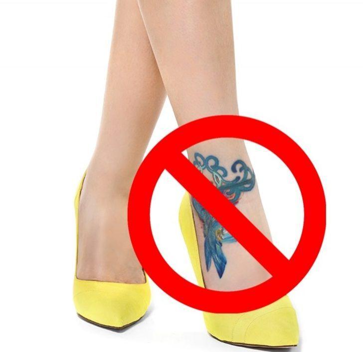 Dövme ve piercing yasak