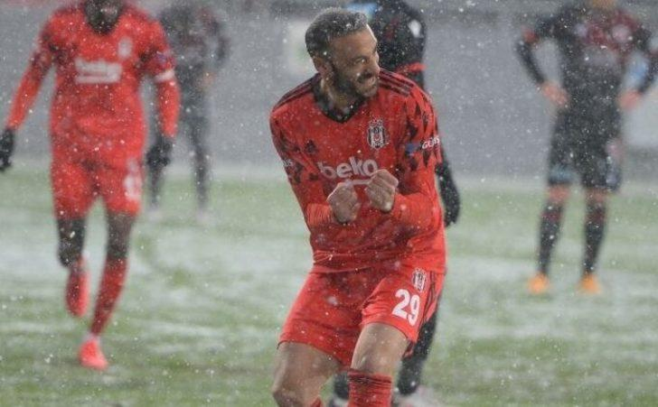 Beşiktaş kadrosunda 2 eksik var