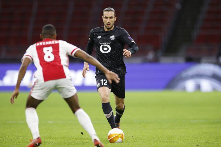 MAÇ SONUCU | Ajax 2-1 Lille