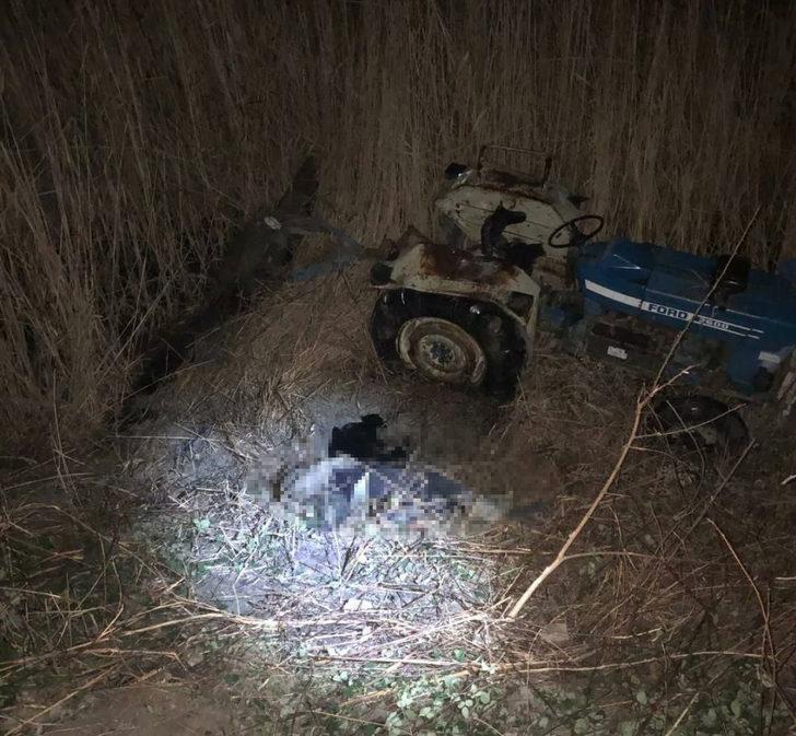 60 yaşındaki çiftçinin kahreden sonu! Traktörün altında can verdi