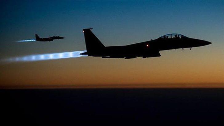 Son Dakika: ABD'den Suriye'de İran destekli gruplara hava saldırısı