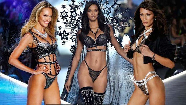 Dünyanın en heyecan verici şovu Victoria's Secret defilesinin bilinmeyenleri ortaya çıkıyor