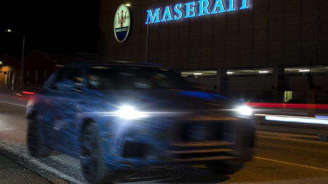 Maserati'den SUV atağı