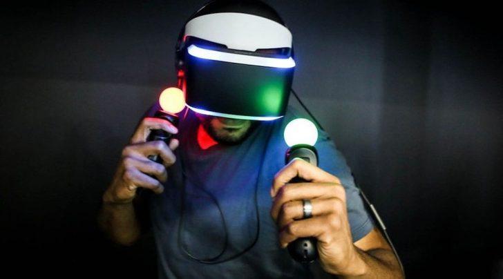 Sony PS VR 2 üzerinde çalışıyor!