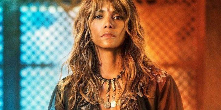 Halle Berry iki filme birden Netflix'te olacak