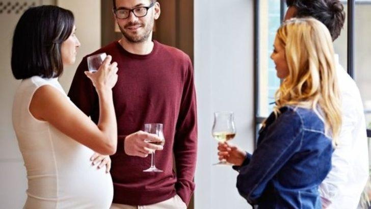 Araştırma: Hamilelikte düşük miktarda alkol alımı zararlı olmayabilir