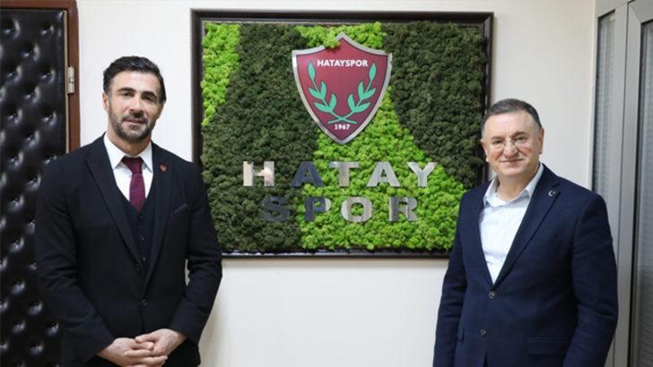 Hatayspor, Ömer Erdoğan'ın sözleşmesini 2 yıl uzattı