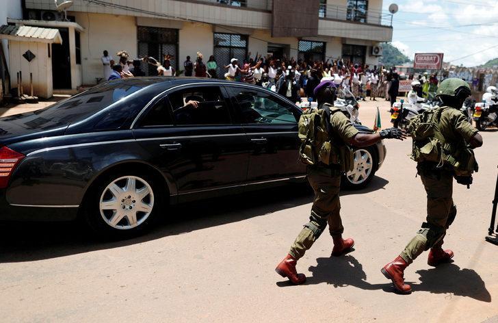 Kamerun'da bazı askerler, 20'den fazla kadına tecavüz etmekle suçlandı