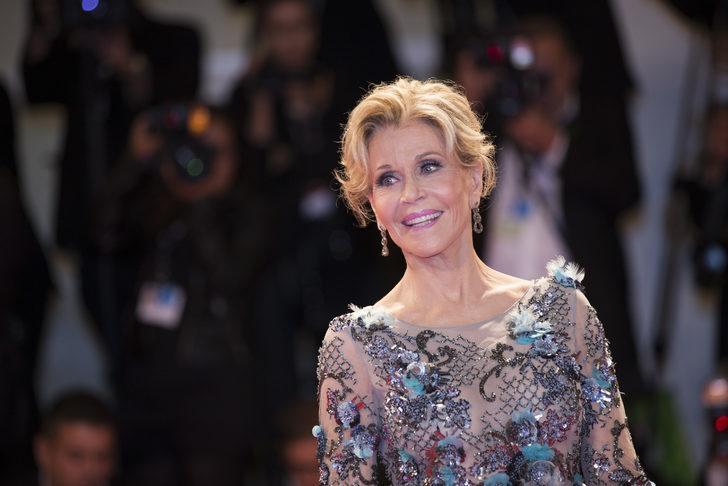 Jane Fonda: Saç boyamaktan bıktım!