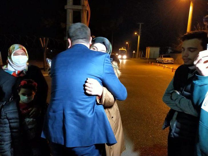 Kızını taciz eden kişiyi öldüren Kadir Işık cezaevinden çıktı