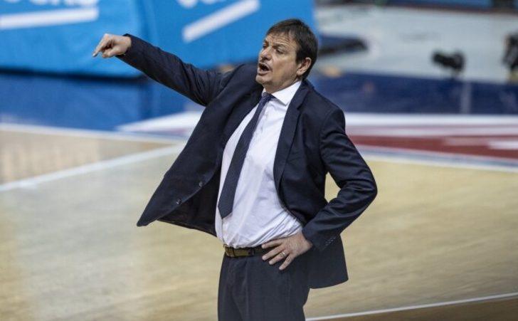 Ergin Ataman: Üst üste 10 maç kazanmış takımı yendik