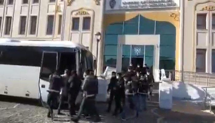 Şanlıurfa'da rüşvet operasyonu: 6 kişi tutuklandı