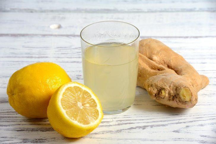 Zencefil, limon, sirke ve deniz tuzunu karıştırınca...