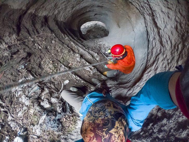 Safranbolu'da 2 bin 500 yıllık gizli geçit keşfedildi