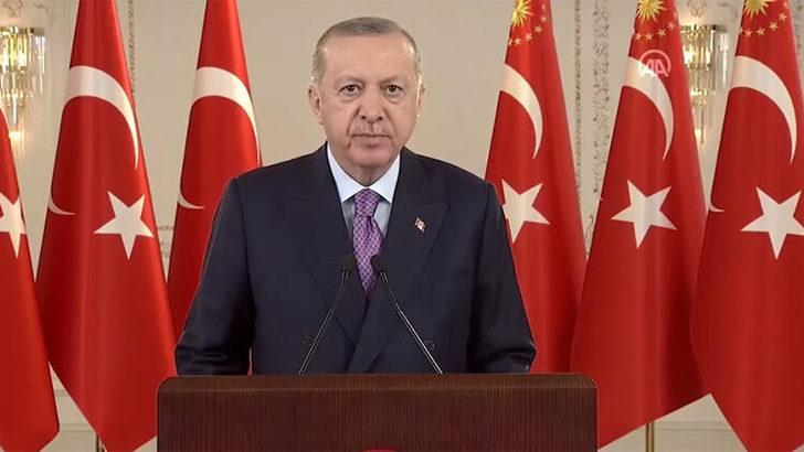 Son Dakika! Cumhurbaşkanı Erdoğan: Hayatımızı ortaya koyuyoruz