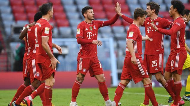 Bayern Münih rahat kazandı