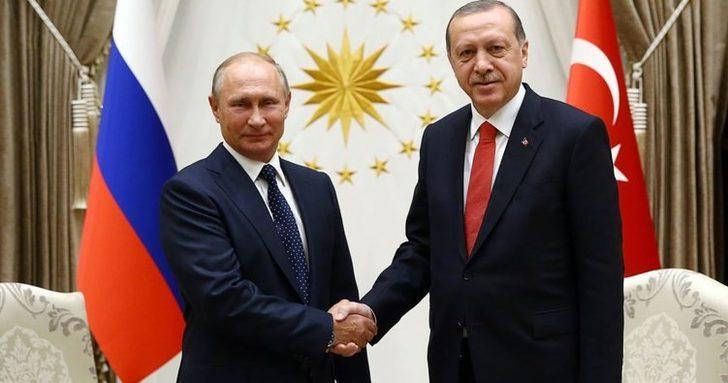 Erdoğan ve Vladimir Putin, Akkuyu Nükleer Güç Santrali'nde temel atma törenine katılacak