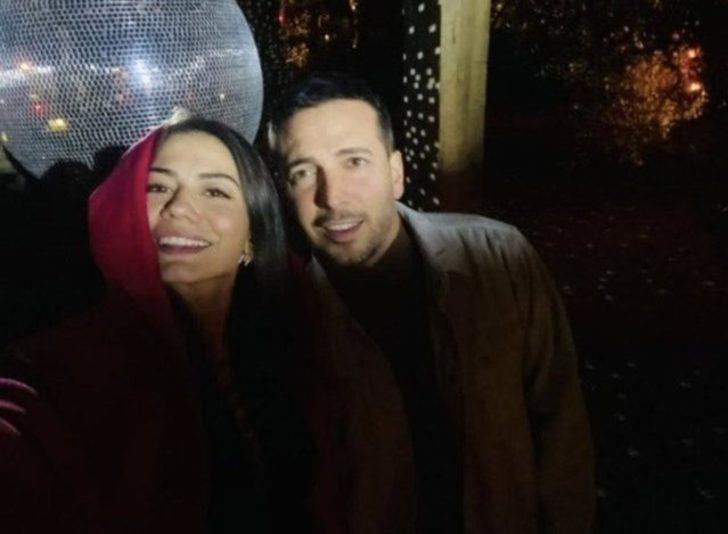 Oğuzhan Koç'tan Demet Özdemir'e sürpriz