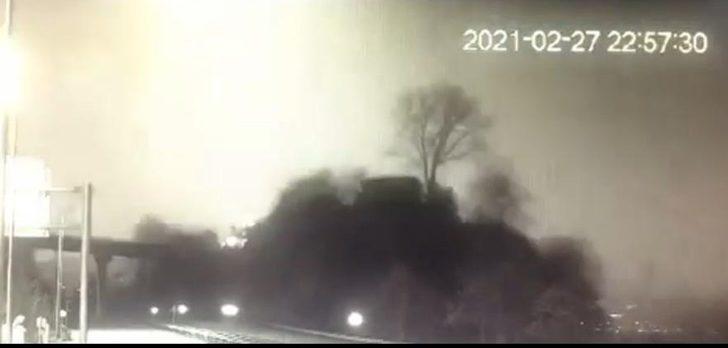 Uzay bilimleri uzmanı açıkladı: Türkiye'ye meteor mu düştü?