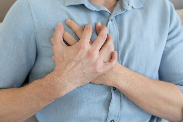 Kalp hastalıkları belirtileri arasında çarpıntı da var!