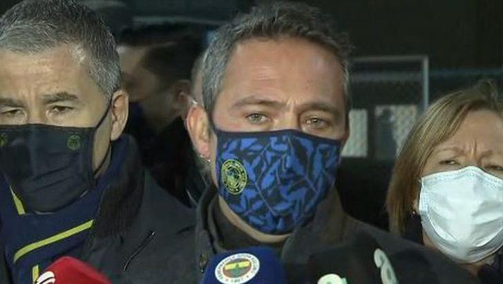 Ali Koç: Bizim için her futbolcumuz değerlidir
