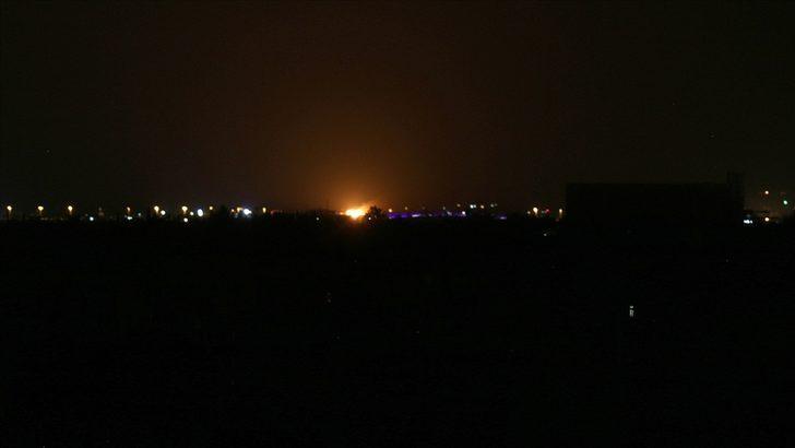 Esed rejimi, İsrail'in Şam'a hava saldırısı düzenlediğini öne sürdü