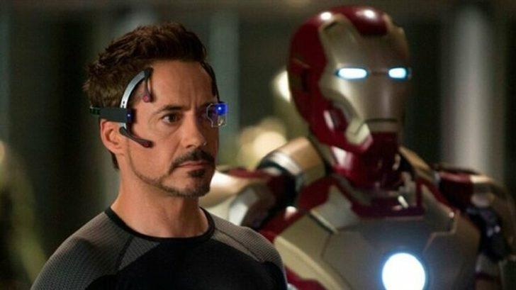 Robert Downey Jr., 'asla, asla deme' diyerek heyecan yarattı