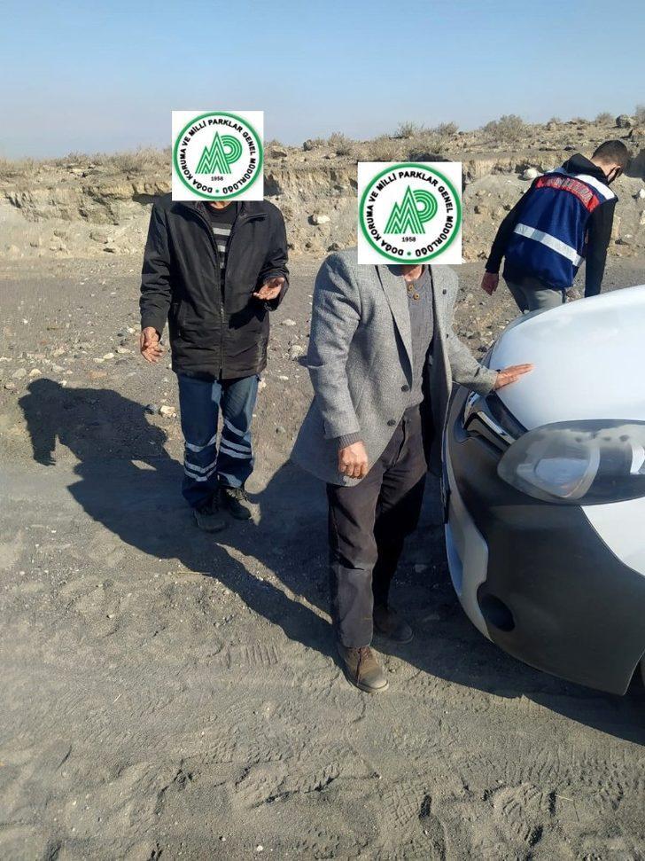 Canlı mühre ile kaçak avlanmaya 12 bin lira ceza