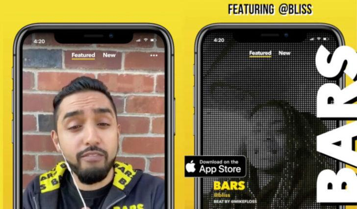 Facebook'tan müzik merkezli deneysel uygulama: BARS