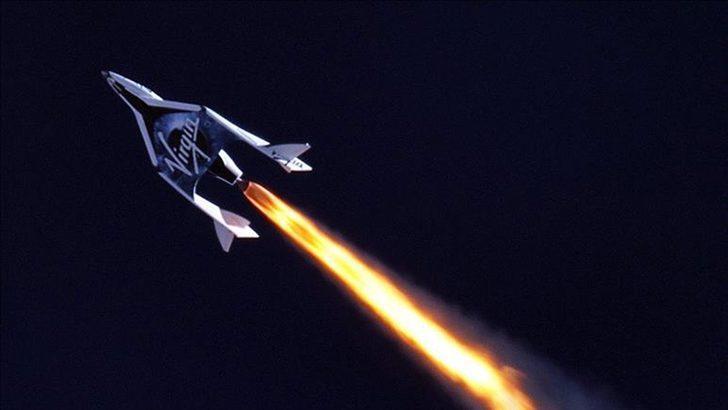 Virgin Galactic uzay testini erteledi